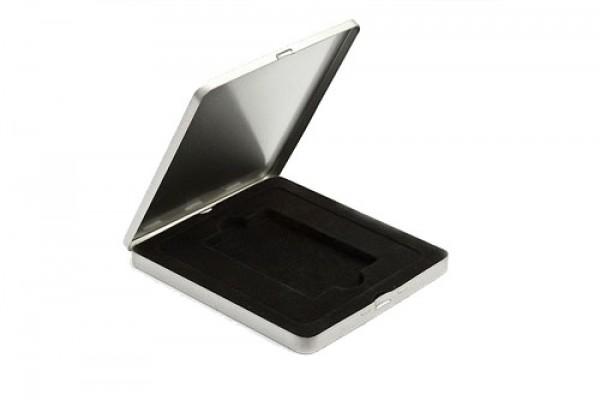 Kartengeschenkbox (Weißblechdose)