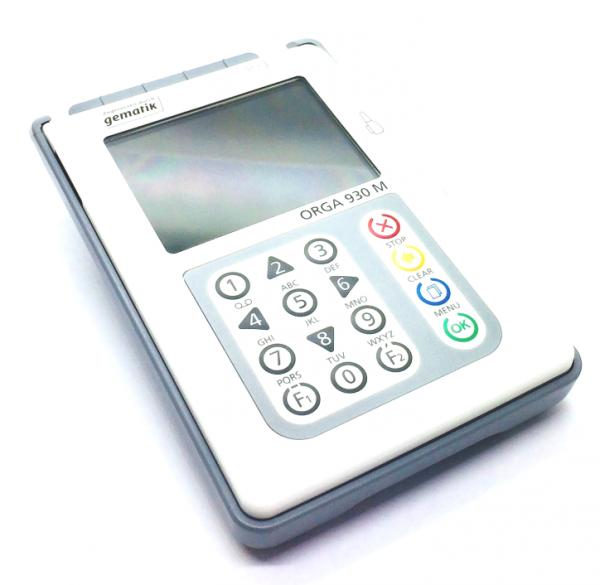Mobiler eHealth Kartenleser Ingenico ORGA 930 M