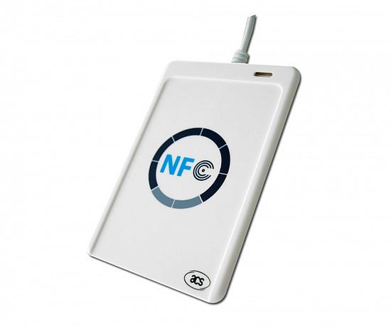 MAC NFC Kartenleser ACR122U (USB)